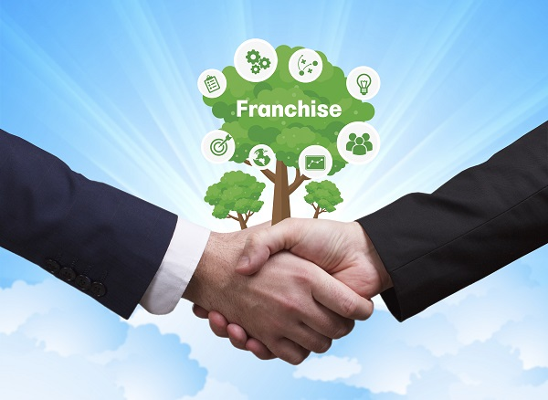 Digital marketing franchise