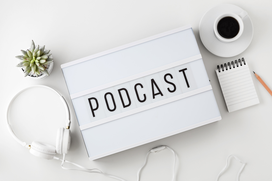 4 Digital Marketing Podcasts to Inspire Your Agency