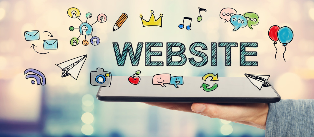 Every digital marketing franchise needs its own website